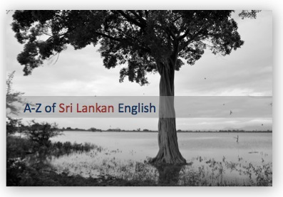 A-Z of Sri Lankan English: C is for cousin brother – Groundviews